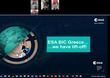 ESA BIC Greece Opening Ceremony [17.03.2021]
